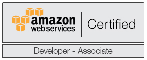 Dr. Guido Söldner ist AWS Certified Developer zertifiziert