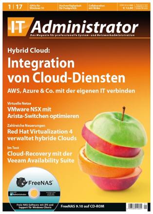 Sonderdruck: Kostenloser Artikel zur Integration von Arista-Switchen in VMware-Infrastrukturen